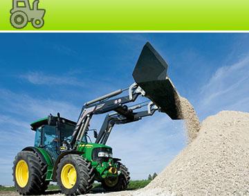 Maszyny rolnicze - nowe