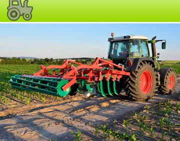 Maszyny rolnicze - używane